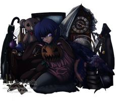 The Hoarder by LabyrinthAdoptables