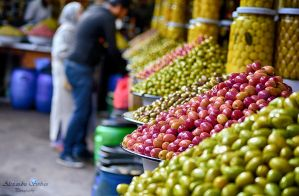 Olive market by LoveSexAndDrugs