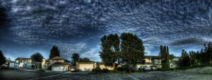 Front Yard HDR by 007Nab