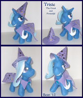 Trixie by beanchan