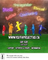 Youth Poster by Mckronic