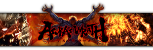 Asura's Wrath Signature Banner by xXDeeJay