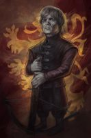 Tyrion by jasric