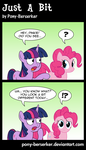 Just A Bit by Pony-Berserker