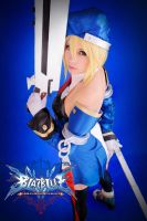 Noel Vermillion Cosplay 3 by Zettai-Cosplay