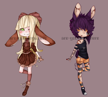 Adoptable Batch 02 -CLOSED- by peach-soap