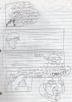 Squid Victorious Issue 9 pg12 by theflamingalberto