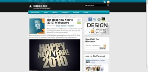 The Best New Year's 2010 Wlp by Isaleh