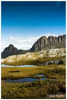 "Tasmania, Cradle mountain ""OG by SebastianFunke"