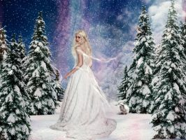 winter story by Polinamay
