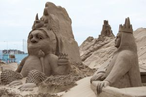 Sand Sculpture (Stock Photo) by jeffkingston