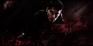 Mission impossible entery for a sotw by MichaelGfx