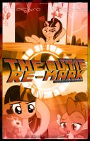MLP : The Cutie Re-Mark - Movie Poster by pims1978