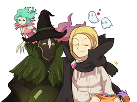 Halloween by keterok