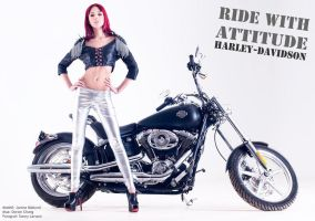 Ride with Attitude - HD by JaninaN