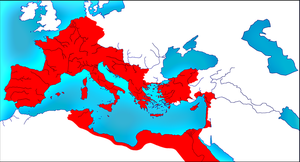 Roman Empire in 9 by woodsman2b