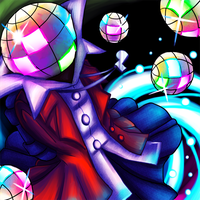 Awesomenauts: Disco Voltar by TouchedVenus