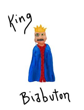 King Biabuton by capgar