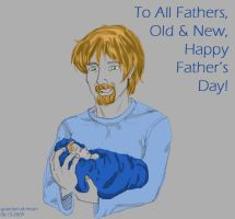Father's Day 2009 by guardian-of-moon