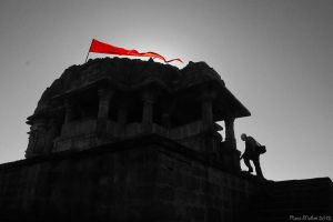 Harsiddhi Maa Temple by Rana-Rocks