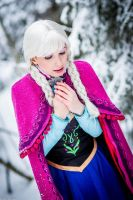 Frozen Heart by Rayi-kun