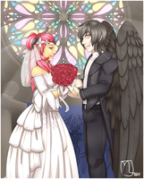 Personnal- The wedding by Little-Noko