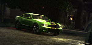 Shelby   GT500 by compaan-art