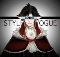 Vogue by F-inked