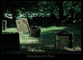 Requiescat In Pace by phq