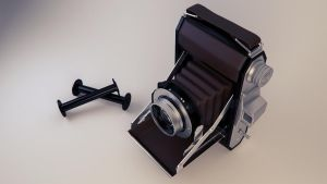 Folding Camera - Weltax WIP by Zuggamasta