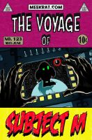The Voyage of Subject M by UberWastrel