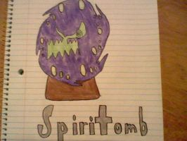 spiritomb by tracer96
