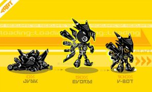 Recycle Vector V-bot by ARRT90