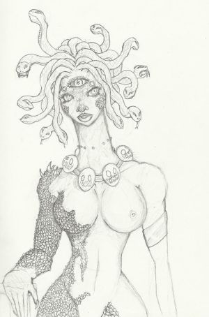Medusa.Traditional