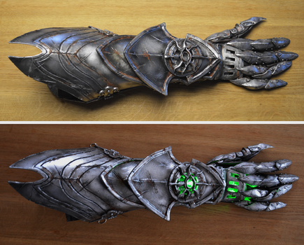 Armor of The Inquisitor by HydraEvil