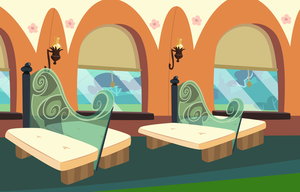 MLP Train car Background by Evilbob0