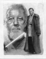 Ben Kenobi - Now and Then by Ethrendil