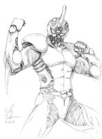 Guyver by ReillyBrown