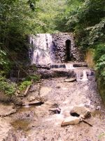 waterfall5 by compot-stock