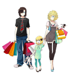 Lets go shopping! by TrackSurfer