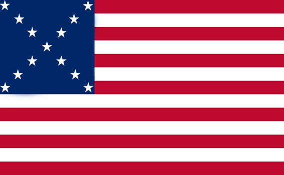 Proposed Confederate Flag #8 (Possible) by Alternateflags