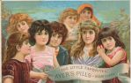 Victorian Advertising - The Little Favorites by Yesterdays-Paper