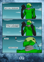BS round 2 :Page TWO: by lledra