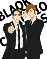 BLAQK AUDIO CEXCELLS by naochelsea