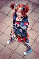 Gaige (BORDERLANDS 2) by NA0I