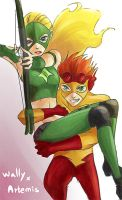 Young Justice 2 by jk5059
