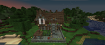 Medieval House by Pugwis