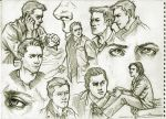 Supernatural Drawbles 01 by odyssey01