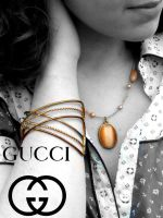 Gucci Advert by toddlets666