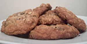 Oatmeal Rasin Cookies by Orange-Panda1275